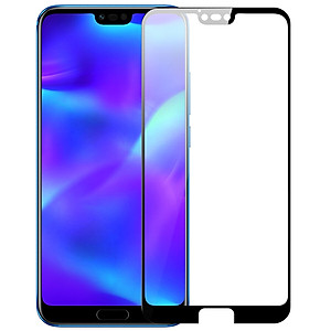 Hình đại diện sản phẩm Cool music front glory 10 youth version of the tempered film Huawei glory 10 youth version of the glass film mobile phone protective film high permeability non-condensation front film - transparent