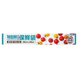 Hình đại diện sản phẩm Màng Bọc Thực Phẩm Asashi Bao (40 x 30 cm x 100)