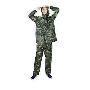 Hình đại diện sản phẩm Áo mưa bộ vải dù lính cao cấp