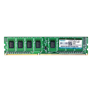 Hình đại diện sản phẩm RAM PC Kingmax 8GB 1600 DDR3 - Hàng Chính Hãng