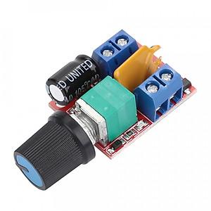 Hình đại diện sản phẩm Motor Speed Controller Motor Speed Regulator Premium 5A 90W LED Dimmer Speed Switch Adjustable