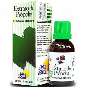 Hình đại diện sản phẩm Thực phẩm chức năng bảo vệ sức khỏe chiết xuất keo ong Extrato de Própolis - Keo ong Meldosol Brazil