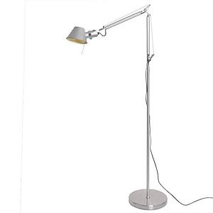 Hình đại diện sản phẩm Đèn sàn - đèn đứng - đèn trang trí sofa phòng khách - đèn đọc sách cao cấp Inox