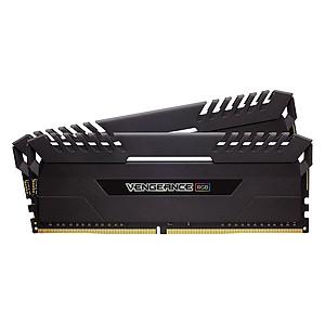 Hình đại diện sản phẩm Bộ 2 Thanh RAM PC Corsair Vengeance RGB 8GB DDR4 3000MHz LED RGB - Hàng Chính Hãng