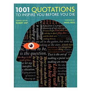 Hình đại diện sản phẩm 1001 Quotations To Inspire You Before You Die