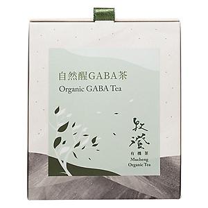 Hình đại diện sản phẩm Trà Mucheng Organic Tea - Organic GABA Tea (12 gói)