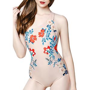 Hình đại diện sản phẩm Bikini Một Mảnh Lệch Vai BIKINI PASSPORT BS188_PE - Hồng Đào