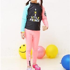 Hình đại diện sản phẩm Bộ bơi tay xanh hồng Prince dài rời cho bé từ 2 đến 16 tuổi