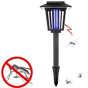 Hình đại diện sản phẩm Đèn diệt muỗi chạy bằng năng lượng mặt trời có thể sử dụng ngoài trời, sân vườn hoặc ban công