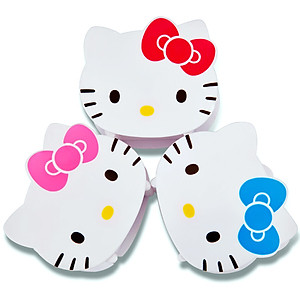 Guangbo (GuangBo) 10 card card card holder card card card color random / Hello Kitty KT88090