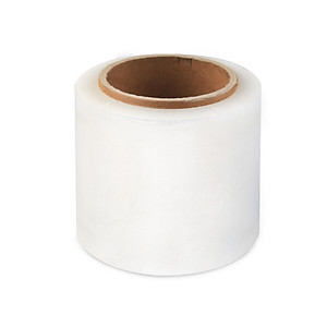 Hình đại diện sản phẩm Xinyue Changhui Stretch Film Packaging Film PE Stretch Film Stretch Film Protective Film Width 15cm Length About 230m 6 Rolls/Box E16001-8