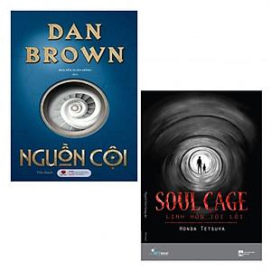 Hình đại diện sản phẩm Combo Truyện Trinh Thám - Giả Tưởng: Nguồn Cội - Origin + Soul Cage – Linh Hồn Tội Lỗi