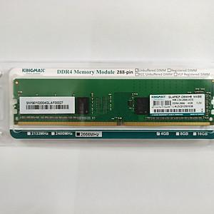 Hình đại diện sản phẩm Ram PC Kingmax 4GB bus 2666 DDR4