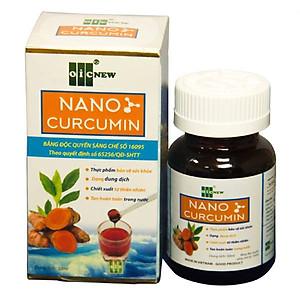 Hình đại diện sản phẩm Thực phẩm chức năng Nano curcumin Oic dạng dung dịch Liquid Nano Curcumin OIC (LNCO) 50ml