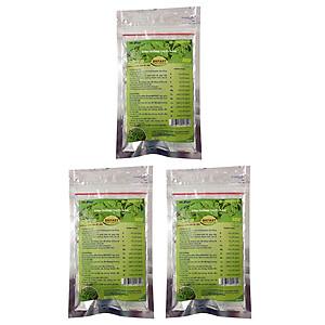 Hình đại diện sản phẩm Combo: 03 túi gồm 6 set dinh dưỡng thủy canh BKFAST 03 (đủ dùng cho 18 thùng)