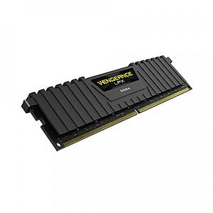 Hình đại diện sản phẩm Ram PC Corsair Vengeance LPX 8GB Bus 2666 DDR4 C16 Non-ECC CMK8GX4M1A2666C16 - Hàng Chính Hãng