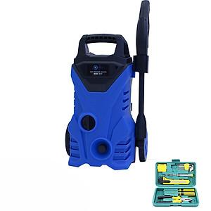 Hình đại diện sản phẩm Combo máy phun xịt cao áp rửa xe Kachi MK72 + Bộ dụng cụ sửa chữa 12 món