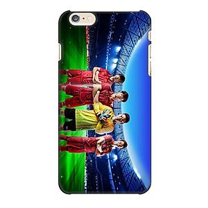 Ốp Lưng Dành Cho iPhone 6 Plus AFF CUP Đội Tuyển Việt Nam - Mẫu 2