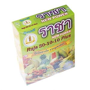 Hình đại diện sản phẩm Phân bón kích thích nảy chồi lá Raja 30-10-10 Plus Thái lan (hộp 1kg)