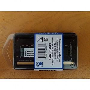 Hình đại diện sản phẩm RAM Kingston 4GB DDR4 Bus 2133 MHz, Ram ddr4 cho laptop - Hàng Nhập Khẩu.