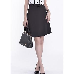 Hình đại diện sản phẩm Chân Váy Nữ Rosy Belle CV593 - Đen