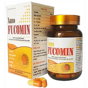 Hình đại diện sản phẩm Thực phẩm chức năng Nano Fucomin Học Viện Quân Y