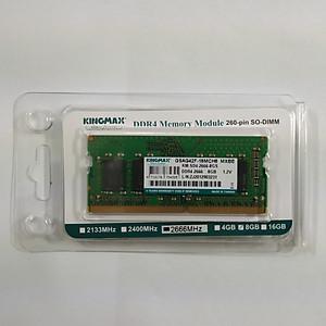 Hình đại diện sản phẩm RAM Laptop Kingmax 8GB Bus 2666 DDR4 - Hàng Chính Hãng