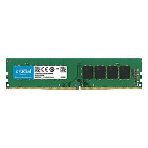 Hình đại diện sản phẩm RAM Desktop Crucial 16GB DDR4 2400MHz UDIMM - Hàng Chính Hãng