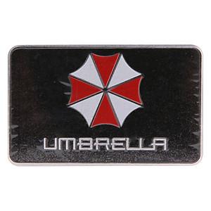 Hình đại diện sản phẩm Sticker Metal Umbrella - Chữ Nhật Ngắn