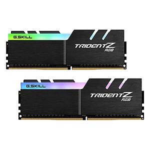 Hình đại diện sản phẩm G.SKILL TridentZ RGB Series 16GB (2 x 8GB) DDR4 3200MHz F4-3200C16D-16GTZR