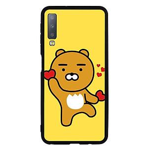 Ốp Lưng Viền TPU cho điện thoại Samsung Galaxy A7 2018 - Kakao 01