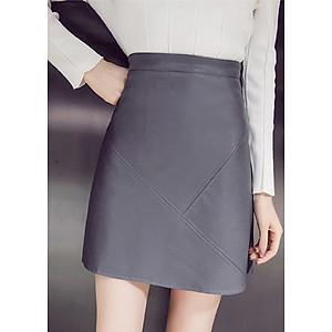 Hình đại diện sản phẩm Chân váy da - chân váy da style Hàn Quốc