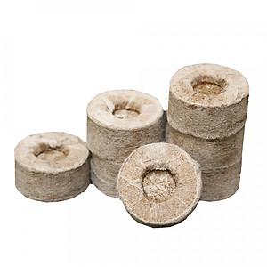 Hình đại diện sản phẩm Viên nén xơ dừa thủy canh BKFast (1 túi 36 viên nén)
