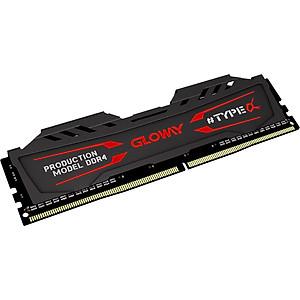 Hình đại diện sản phẩm Ram PC Gloway 4GB DDR4 2400Mhz - Hàng Chính Hãng