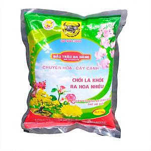 Hình đại diện sản phẩm Phân bón gốc NPK đa năng Đầu Trâu - tốt cây nhiều hoa (túi 1kg)