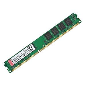 Hình đại diện sản phẩm Genuine Original Kingston KVR Desktop RAM 1600MHz 8G Non ECC DDR3 PC3-12800 CL11 240 Pin DIMM Motherboard Memory for PC - 8GB