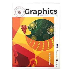 Hình đại diện sản phẩm Graphics (Tập 3) – Issue #03 – Define The Shapes