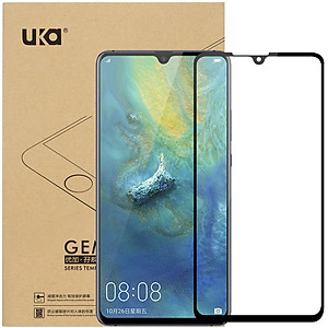 Hình đại diện sản phẩm [Two pieces] You Jiahua mate20X tempered film Huawei mate20X mobile phone film full screen cover glass film HD mobile phone film non-hydrating protective film black