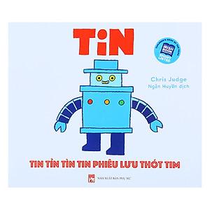 Hình đại diện sản phẩm Tin Tỉn Tìn Tin Phiêu Lưu Thót Tim