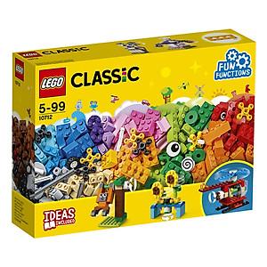 Hình đại diện sản phẩm Bộ Lắp Ráp Hộp Gạch Classic Sáng Tạo LEGO CLASSIC 10712 (244 chi tiết)