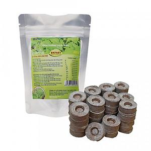 Hình đại diện sản phẩm Combo 1 túi Dinh dưỡng thủy canh BKFast (260gr) + 1 túi 36 Viên nén xơ dừa thủy canh BKFast