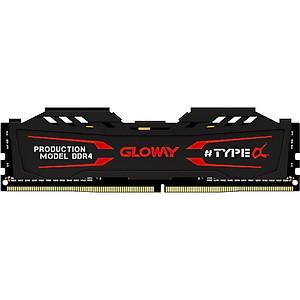 Hình đại diện sản phẩm Ram PC Gloway 8GB DDR4 2400MHz Tản Nhiệt - Hàng Chính Hãng