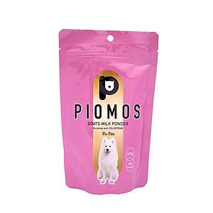 Hình đại diện sản phẩm First animal husbandry (PIOMOS) goat milk powder is rich in colostrum dog milk powder pet milk powder puppies milk powder newborn cat milk powder quick supplement nutrition 117g