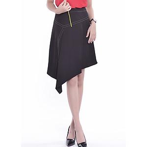 Hình đại diện sản phẩm Chân Váy Nữ Rosy Belle CV558 - Đen