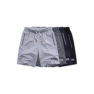 Hình đại diện sản phẩm Combo 4 Quần Short Thun Nam Cotton Zavans ZAVANS