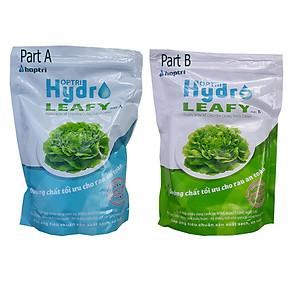 Hình đại diện sản phẩm Bộ dinh dưỡng thủy canh rau ăn lá Hydro Leafy (2kg)