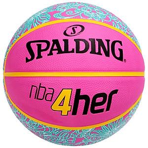 Hình đại diện sản phẩm Bóng Rổ Chơi Trong Nhà/Ngoài Trời Cho Nữ Spalding 83-051Y