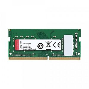 Hình đại diện sản phẩm Ram laptop Kingston DDR4 8GB (1x8GB) Bus 2666Mhz SODIMM KVR26S19S8/8 - Hàng Chính Hãng