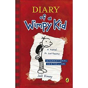 Hình đại diện sản phẩm Diary Of A Wimpy Kid 01: A Novel In Cartoons
