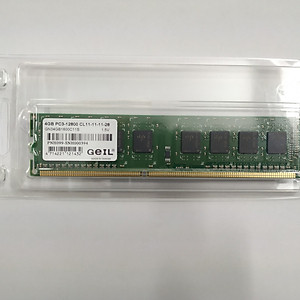 Hình đại diện sản phẩm RAM PC GEIL 4GB Bus 1600 DDR3 - Hàng Chính Hãng